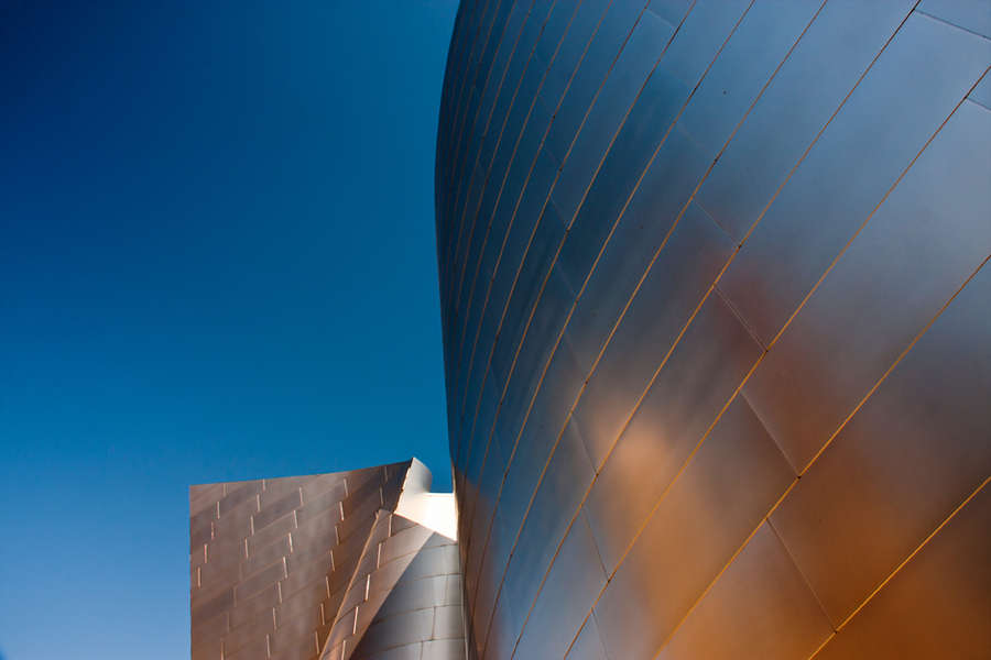 Walt Disney Concert Hall, Los Angeles, California : Architecture : visual meanderings by vt fine art photography
