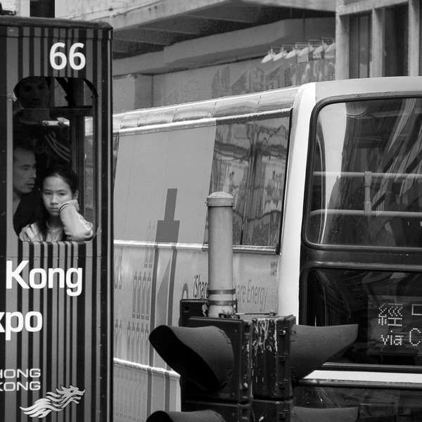 Hong Kong : Street Scenes : visual meanderings by vt fine art photography