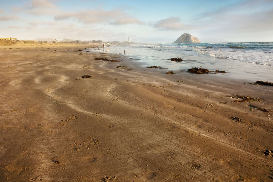 : Morro Bay : visual meanderings by vt fine art photography