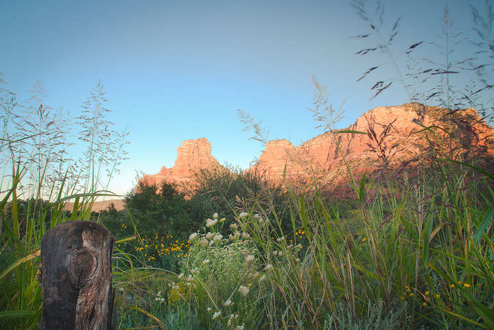 : Sedona : visual meanderings by vt fine art photography